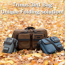 Trinus 3-in-1 Bag