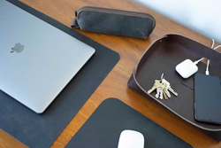 WaterField Leather Home Office Collection