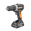 WORX 20V Brushless Drill & Driver (WX174L) has electronically controlled power distribution for increased battery run time and extended motor life.