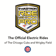 Swagtron is the Official Electric Scooter of the Chicago Cubs and Wrigley Field