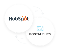Postalytics Integrates Deeply Into HubSpot Marketing