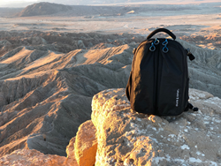 KIboko 2.0 backpacks safely transport gear to the most extreme locations