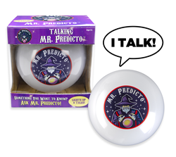 Mr. Predicto magic fortune-telling ball