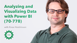 Microsoft MCSA Analyzing and Visualizing Data with Power BI (70-778)