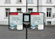 Trapeze integrated an e-paper display from Papercast into an operations control system for the first time. On route 12 of the Schaffhausen public transport authority, passengers of the self-driving shuttle bus benefit from the easy-to-read display. Due to