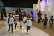 Race past ice castles to Santa while faux skating at the world's largest children's museum.  Skate, sing, and see Santa in one trip at The Children's Museum of Indianapolis.  Santa's Big Arrival at Th