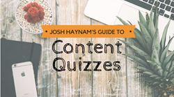 Magnificent Marketing, content marketing, content marketing agency, sales, marketing, quizzes, Josh Haynam, sales leads, Interact, engagement