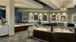 84,000 SF Highlights More than 50 Showcases of Diamond Jewelry