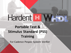 PSS Training For Cadence Perspec System Verifier