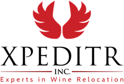 Xpeditr Inc. Experts in Wine Relocation