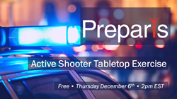 Active Shooter Preparedness Webinar