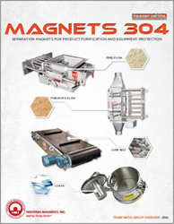 New Magnetic Separation Equipment Catalog from Industrial Magnetics, Inc.