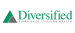 Diversified Logo - Experience Lifelong Wealth
