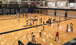 Nike Volleyball Camp at University of Mary Washington in Fredericksburg, Virginia