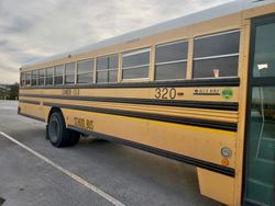 Students at Leander Independent School District will be riding to school in new Blue Bird Vision Propane buses this month, thanks to grants from Texas Commission on Environmental Quality.