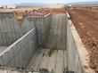 Durable solution: PENETRON ADMIX protects concrete against water penetration and the effects of deterioration, even under the constant hydrostatic pressure of the Balmorhea saltwater disposal tanks.