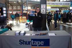 Shurtape sponsors Sachse Construction Academy with $2,500 scholarship