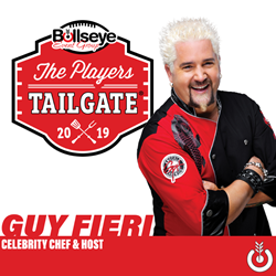 Bullseye Event Group announces Guy Fieri's return for 2019 Players Tailgate at Super Bowl 53 in Atlanta in 2019