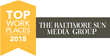 Baltimore Sun Top Workplaces 2018