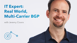 IT Expert: Real World, Multi-Carrier BGP