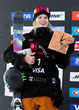 Monster Energy's Cassie Sharpe Takes Second Place in Women's Ski Halfpipe at the Grand Prix Event at Copper Mountain