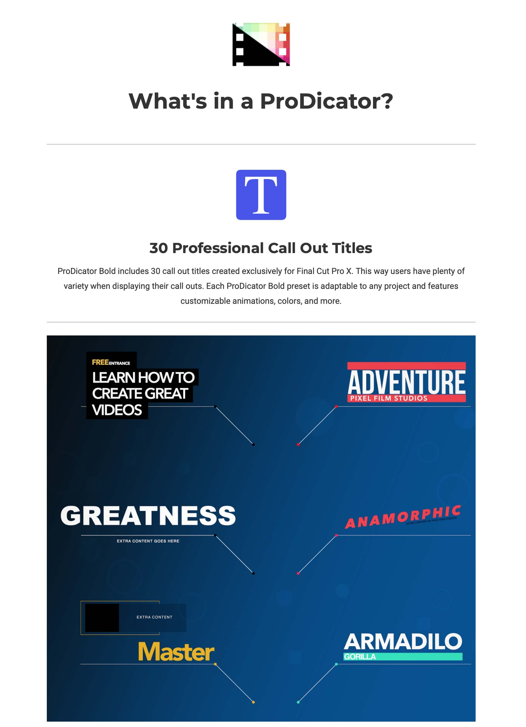 Developers at Pixel Film Studios Release ProDivide Bold for