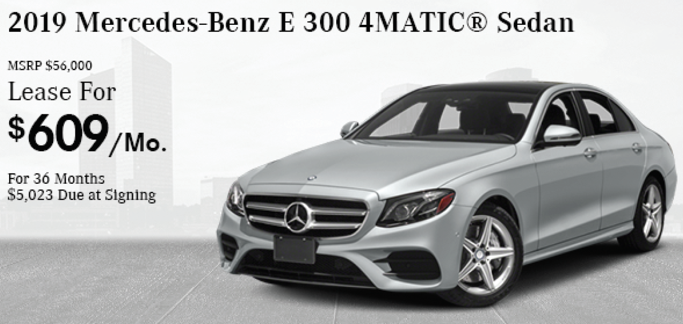 Mercedes-Benz of Shreveport Announces New 2019 4MATIC ...