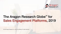 sales engagement platform globe 2019