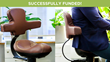 New Workhorse Saddle Chair Raises More Than $125,000 to Improve Posture and Well-Being Worldwide