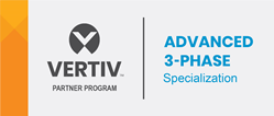 Compu Dynamics Advanced 3-Phase Specialization from Vertiv