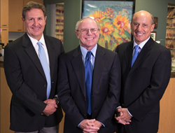 Drs. R. Douglas Campbell, Lawrence Addleson and David Landau, Cosmetic Dentists in La Mesa, CA