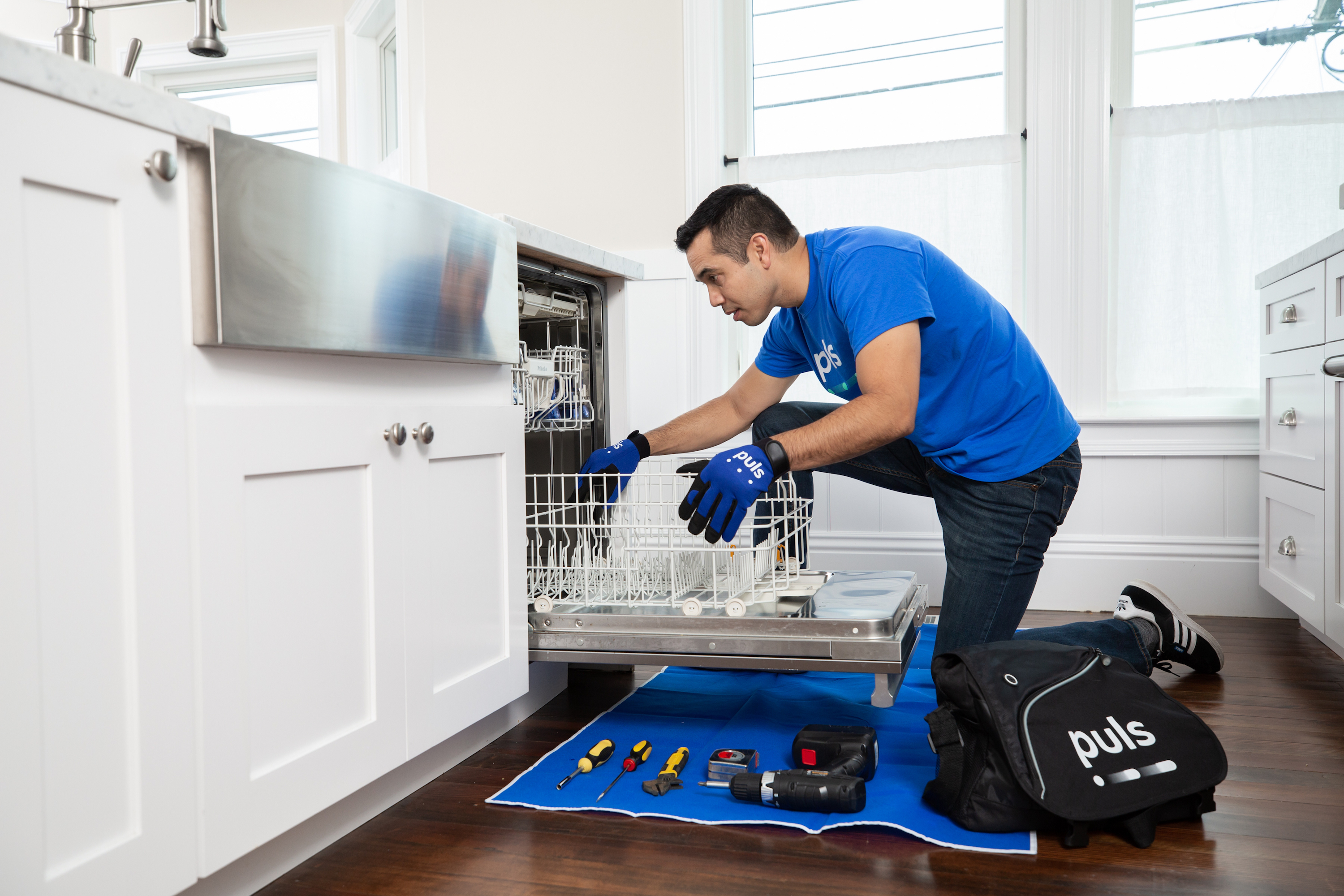 Puls Launches Groundbreaking Appliance Repair Service to Simplify Home  Ownership