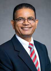 Paresh Patel joined HNTB as project director in the firm's New York transit/rail practice and associate vice president.
