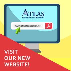 Atlas Foundation Repair announces the launch of its new website