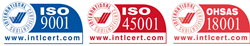 ISO 45001 certified cleanrooms