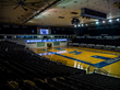 University of Kentucky's Memorial Coliseum's new LED Video screens installed by Formetco