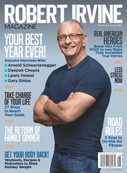 Chef Robert Irvine Partners with American Media, LLC to Launch Robert...