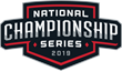 National Championship Series logo