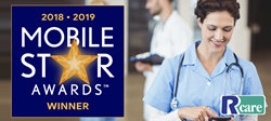 RCare wins Mobile Star Award