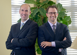Dr. Steven White and Brad Haines, Dentists in Mooresville, NC