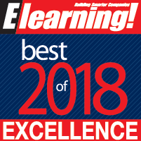 Elearning Best of 2018 Award of Excellence
