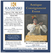 Kaminski Auctions Return to Palm Desert for Antique Appraisal Event  Jan 17-19