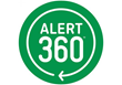 Alert 360 Home security Logo