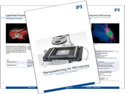 Nanopositioning for Microscopy catalog