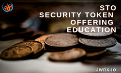 STO Security Token Offering Education