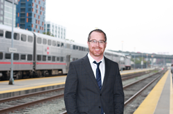 HNTB's Dan Parker-King has been named a 2019 Top Young Professional by leading industry publication ENR California.