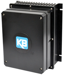 KBVF 4G Hybrid AC Drives in a NEMA 4 / IP56 Enclosure Designed and Customized for PMAC Motors