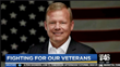 8 Second PR Case Study Example: CBS 46 interview US Air Force Colonel (ret) Chris Stricklin about Warriors Heart Foundation