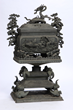 Lot #700, a 19th Century Chinese Bronze Temple Censer, Estimated at $10,000-20,000.