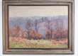 "Lot #2000, ""Autumn Brown's County"" by Theodore Clement Steele, Estimated at $10,000-20,000."